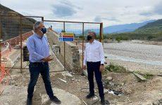 Την πέτρινη τοξωτή γέφυρα της Σαρακίνας στερεώνει η Περιφέρεια Θεσσαλίας