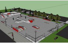 Scate Park/bmx –  pumptrack  – παρκούρ  στα Τρίκαλα