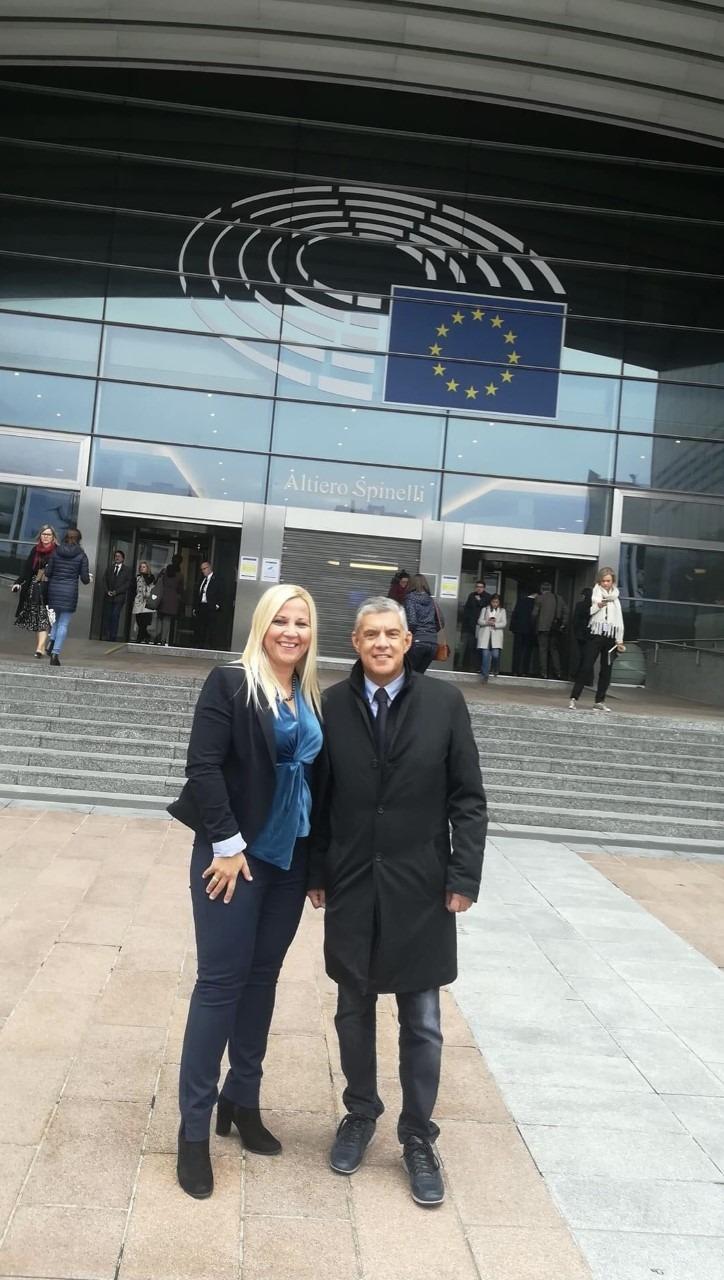 Η αντιπεριφερειάρχης Μαγνησίας και Σποράδων Δωροθέα Κολυνδρίνη για την Ημέρα της Ευρώπης