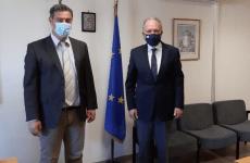 Νέα επικοινωνία Λιούπη- Δούκα για τις συμπληρωματικές δηλώσεις ΕΛΓΑ στα σιτηρά στη Μαγνησία