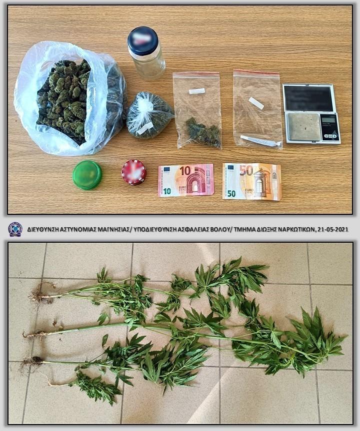 Συνελήφθη αλλοδαπόςγια παραβάσεις της νομοθεσίας περί ναρκωτικών