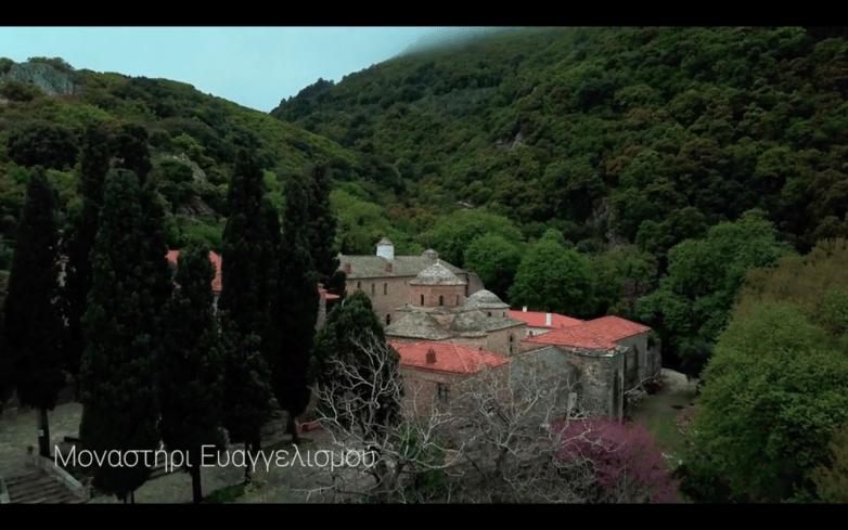 Το Μοναστήρι του Ευαγγελισμού της Θεοτόκου Σκιάθου στην Ελληνική Επανάσταση