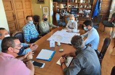 Εργασίες αποκατάστασης- συντήρησης κεραμικών επιστεγάσεων- όψεων του Μητροπολιτικού ναού Αγ. Νικολάου Βόλου