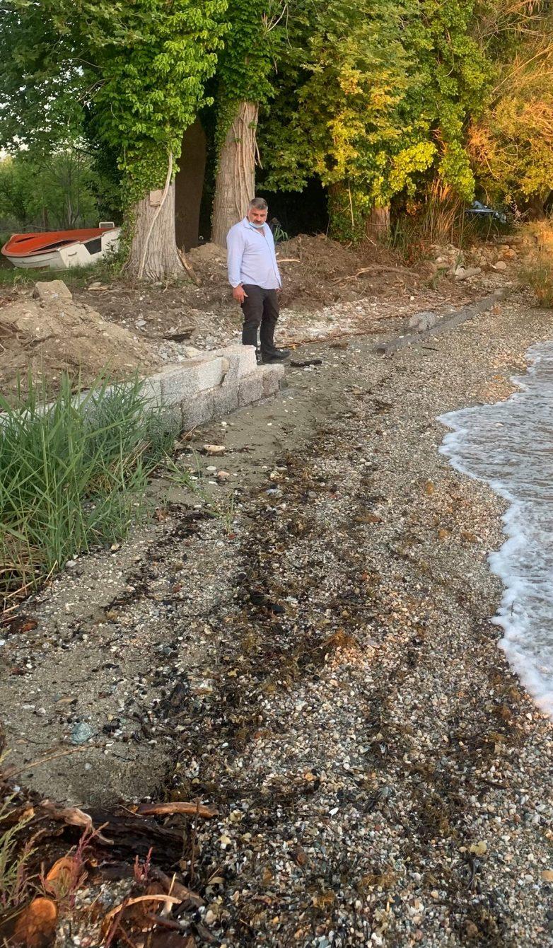 Μιχ.Μιτζικός: «Δεν κάνουμε πίσω σε καμία αυθαιρεσία στις παραλίες μας»