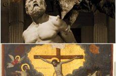 Προμηθέας – Χριστός: Οι πάσχοντες «θεοί»