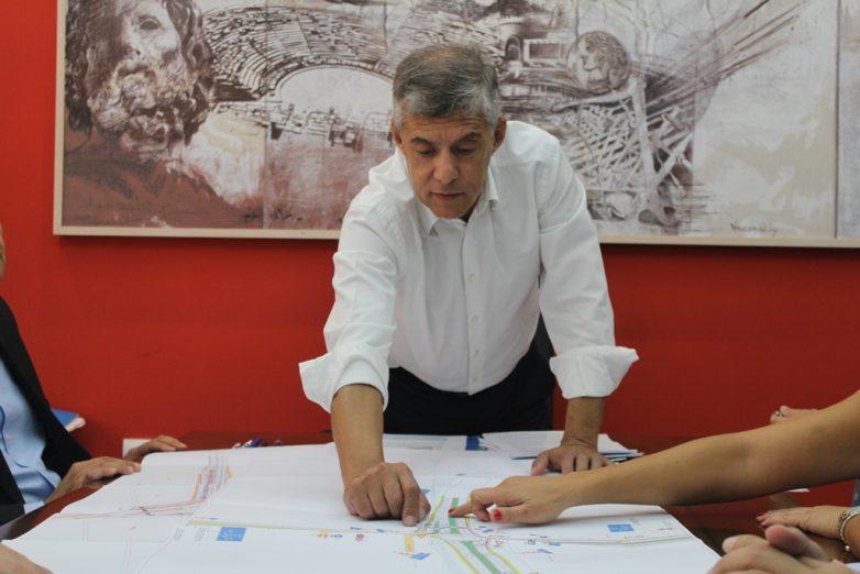 Αποκαθιστά την οδική ασφάλεια στο δρόμο Καστανιά-Μούχα  έως Φράγμα Πλαστήρα η Περιφέρεια Θεσσαλίας