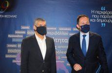 Τρία έργα 3,9 εκατ. ευρώ εγκρίθηκαν από το «Αντώνης Τρίτσης» στη Θεσσαλία