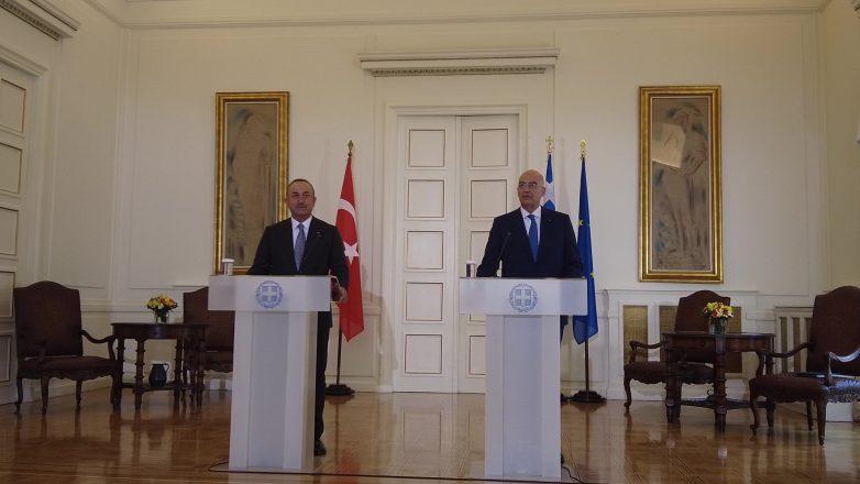 Συνάντηση Μητσοτάκη – Ερντογάν στη σύνοδο του ΝΑΤΟ