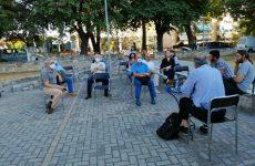 Σύσκεψη από σωματεία και φορείς ενάντια στην καύση σκουπιδιών από την ΑΓΕΤ