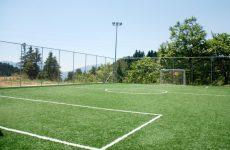 Δύο σύγχρονα γήπεδα ποδοσφαίρου 5X5 στον Δήμο Ζαγοράς – Μουρεσίου