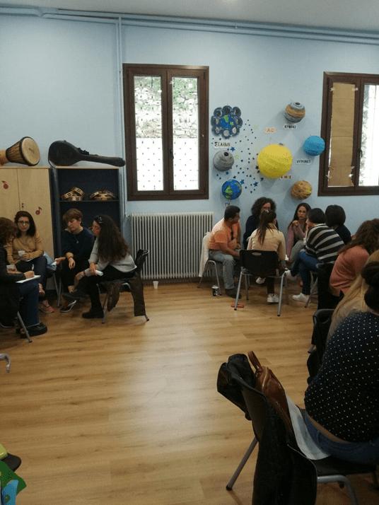 Ομάδα Γονέων από το Κέντρο Πρόληψης Εξαρτήσεων «Πρόταση Ζωής»