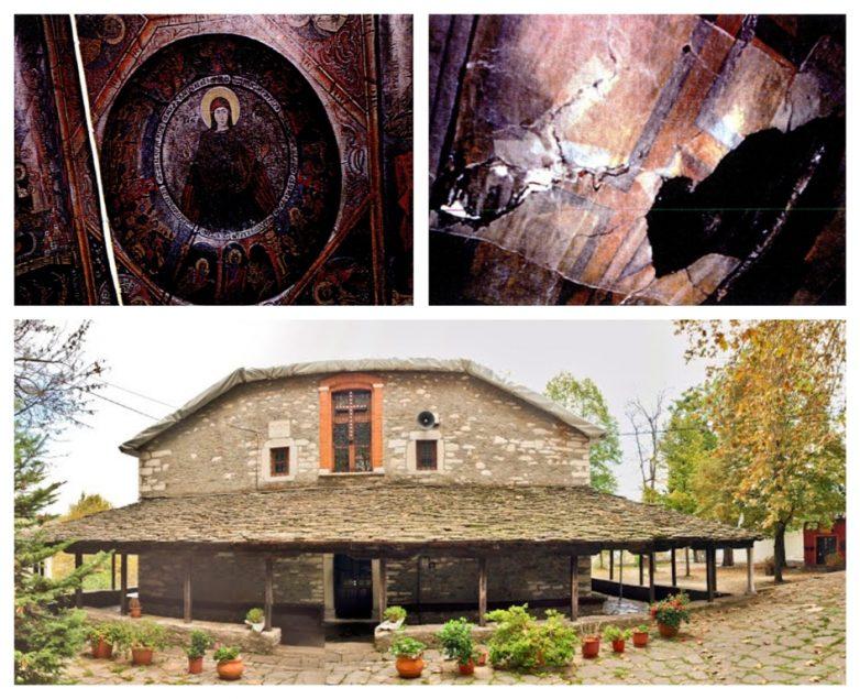 Τον ιστορικό ναό Αγίας Μαρίνας Κισσού αναδεικνύει η Περιφέρεια Θεσσαλίας