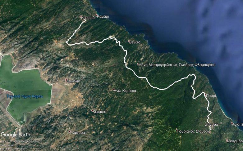 Ξεκινά η μελέτη  για την οδική σύνδεση Κεραμίδι – Ζαγορά