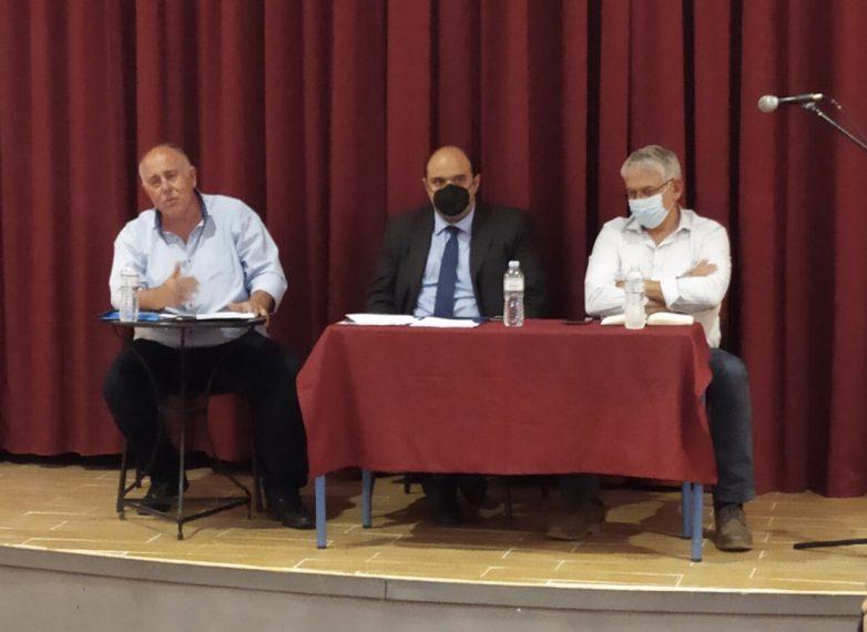 Χρ. Τριαντόπουλος: Προχωρά η συνεργασία με την ΕΤΒΑ