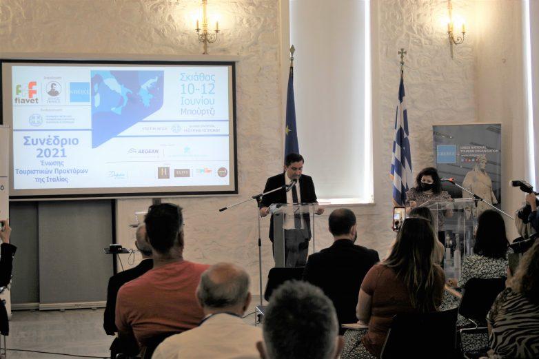 Il turismo ellenico riparte, Fiavet in missione in Grecia