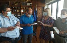 Το «Στρατιωτικόν Εγκόλπιον» στις βιβλιοθήκες των σχολείων της Μαγνησίας