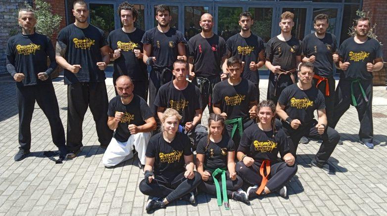 Αποτελέσματα Προαγωγικών εξετάσεων Κempo Karate 2021