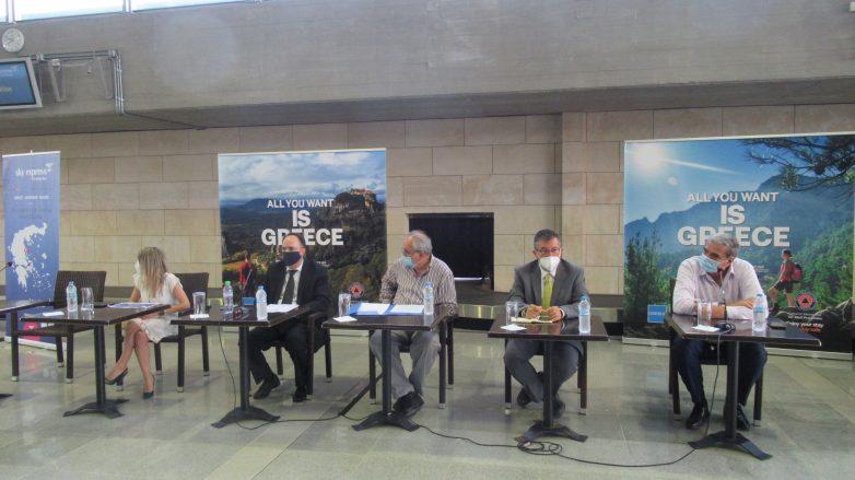 Μία πτήση – Αμέτρητες επιλογές στην Κρήτη και την Κεντρική Ελλάδα