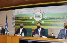 Ο περιφερειάρχης Θεσσαλίας στην εκδήλωση για την Εθνική Στρατηγική Αγροτικής Ανάπτυξης (Κ.Α.Π. 2021 -2027)