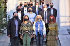 Συνεδρίαση Περιφερειακού Επιμελητηριακού Συμβουλίου Θεσσαλίας στη Σκιάθο