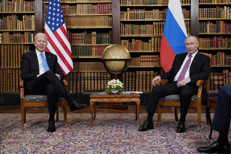 Συνάντηση Μπάιντεν – Πούτιν: Ούτε αγκαλιές, ούτε Ψυχρός Πόλεμος