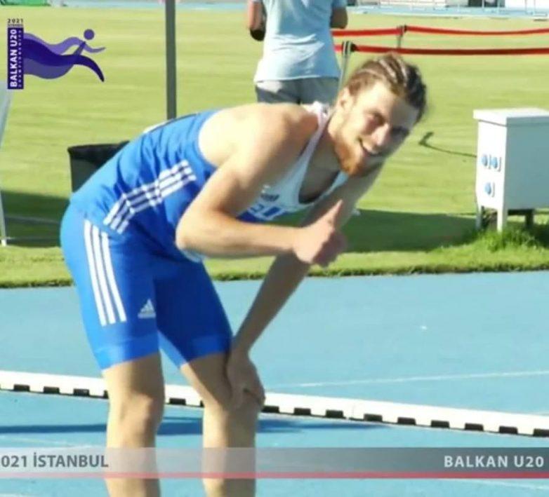 Βαλκανιονίκης και ατομικό ρεκόρ  ο Χρήστος Γκαράς στην Κωνσταντινούπολη