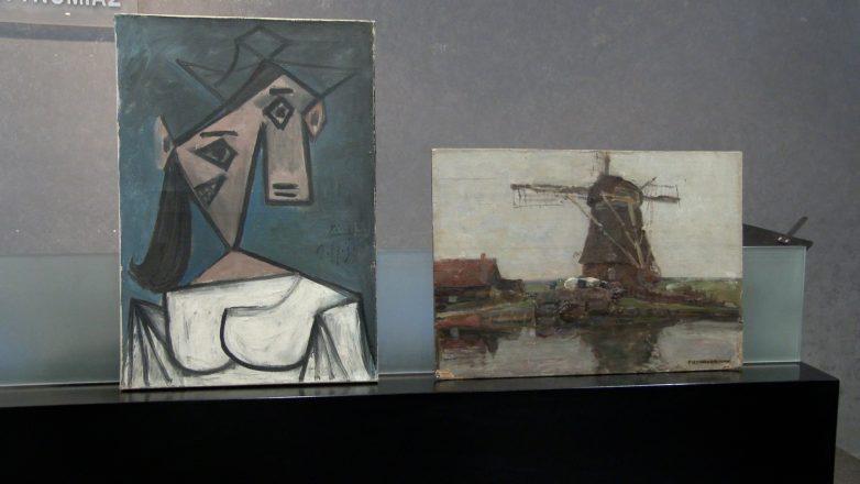 Εθνική Πινακοθήκη: «Έτσι έκλεψα τους πίνακες του Πικάσο και Μοντριάν»
