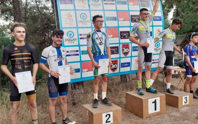 Στο πρωτάθλημα κεντρικής Ελλάδας MTB 2021 στα Τρίκαλα η Νίκη Βόλου