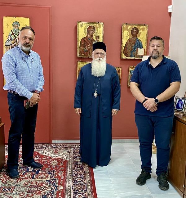 Συνεργασία της Μ. Δημητριάδος με το Σώμα Ελλήνων Προσκόπων