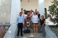Συνεργασία Δήμου Σκιάθου με την Goldie Hawn