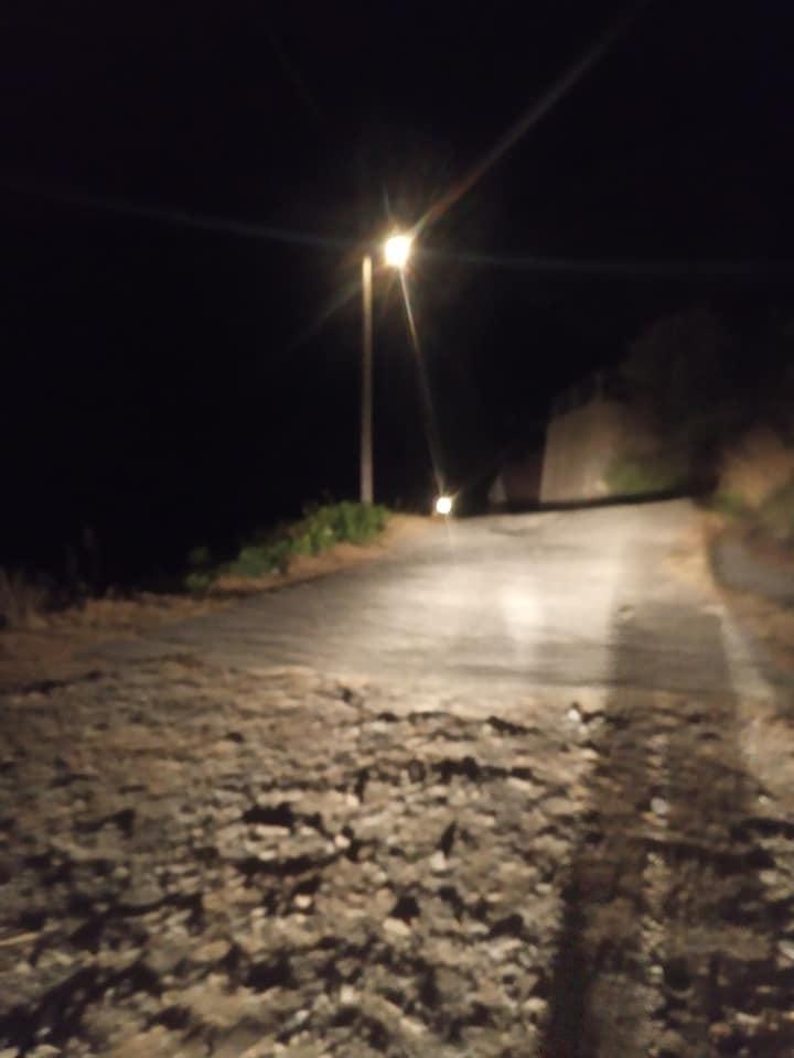 Δημοτικός φωτισμός και ντουζιέρες στην Πανταζή Άμμο