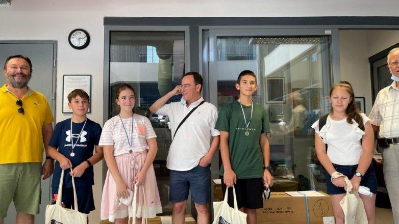 5ος Πανελλήνιος Διαγωνισμός Αστρονομίας Δημοτικού 2021