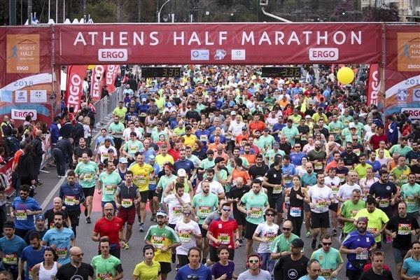 Ξεκινούν οι εγγραφές για τον Ημιμαραθώνιο Αθήνας 2021