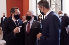 Κοινή δήλωση Ελλάδας – Ιορδανίας – Κύπρου: Στήριξη σε δίκαιη και βιώσιμη επίλυση του Κυπριακού