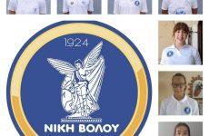 Εννιά μετάλλια για τη Νίκη Βόλου στο Πανελλήνιο Πρωτάθλημα Κολύμβησης Κατηγοριών