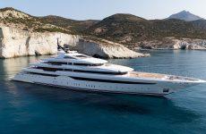 Κορυφαίος προορισμός για super yachts η Ελλάδα