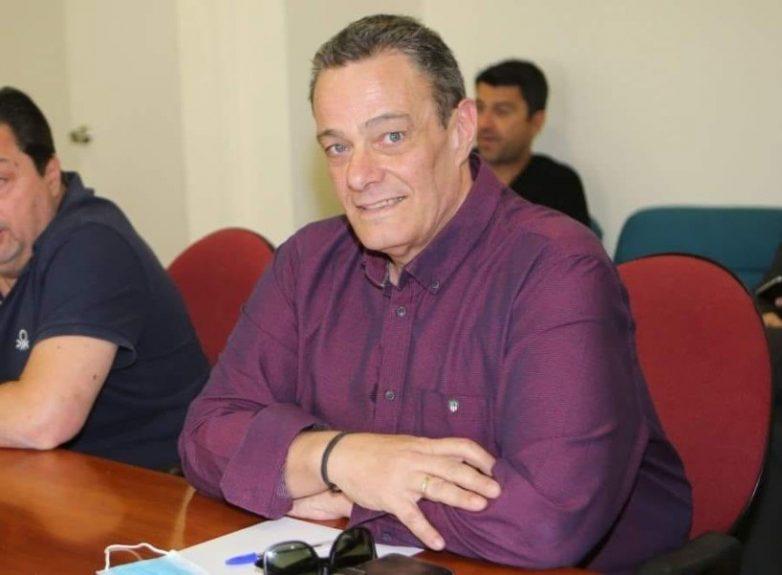 Γραμματέας στην ΠΑΕ Ολυμπιακός Βόλου ο Νίκος Ευθυμίου