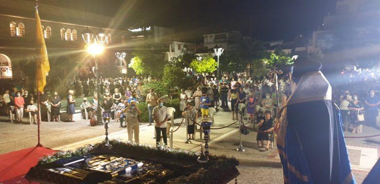 Λαμπρό το Πάσχα του Καλοκαιριού στην Μητρόπολη Δημητριάδος και Αλμυρού