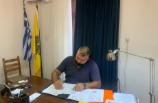 Υπογραφή σύμβασης μελέτης για οδική σύνδεση Αγίου Γεωργίου Νηλείας- Άγιο Λαυρέντιο- Χιονοδρομικό Κέντρο