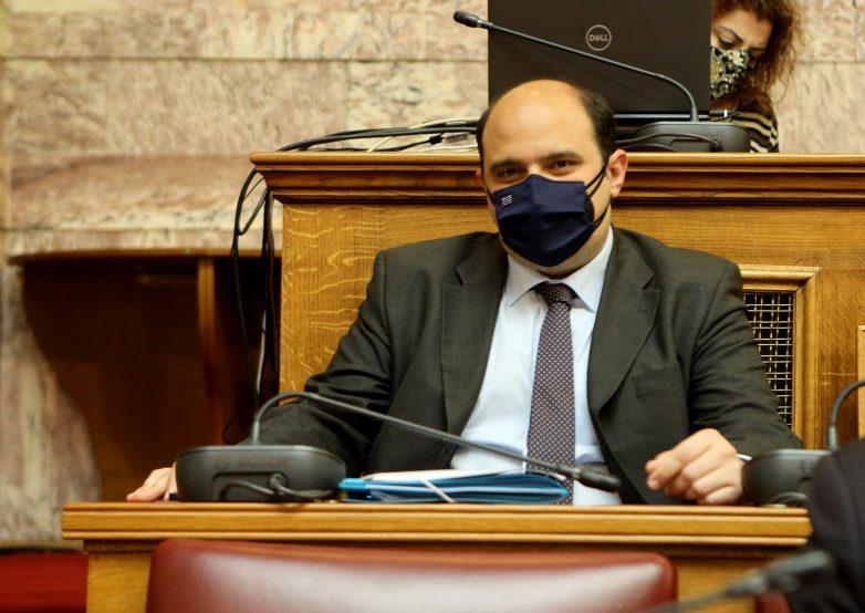 Υφυπουργός στον πρωθυπουργό ο Χρ. Τριαντόπουλος