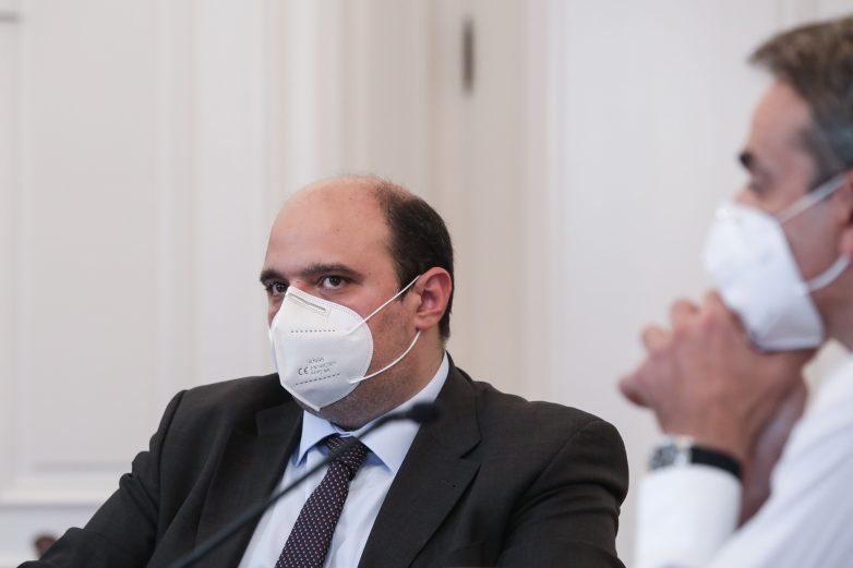 Στον Χρ. Τριαντόπουλο ανατέθηκε από τον πρωθυπουργό ο συντονισμός των μέτρων στήριξης και αποκατάστασης των πυρόπληκτων