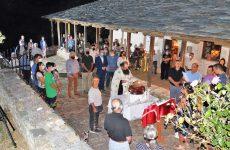 Το έθιμο της φάβας στον Άγιο Γεώργιο Νηλείας