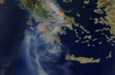 Η Διεύθυνση Πολιτικής Προστασίας της Περιφέρειας Θεσσαλίας για την ατμόσφαιρα