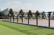 Ξεκινά η κατασκευή του Αθλητικού Κέντρου στο συγκρότημα Γαιόπολις  του Π. Θ.