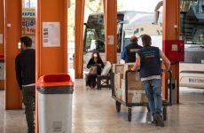 Δωρεάν οι μεταφορές δεμάτων για τους πυρόπληκτους από το Υπεραστικό ΚΤΕΛ Μαγνησίας