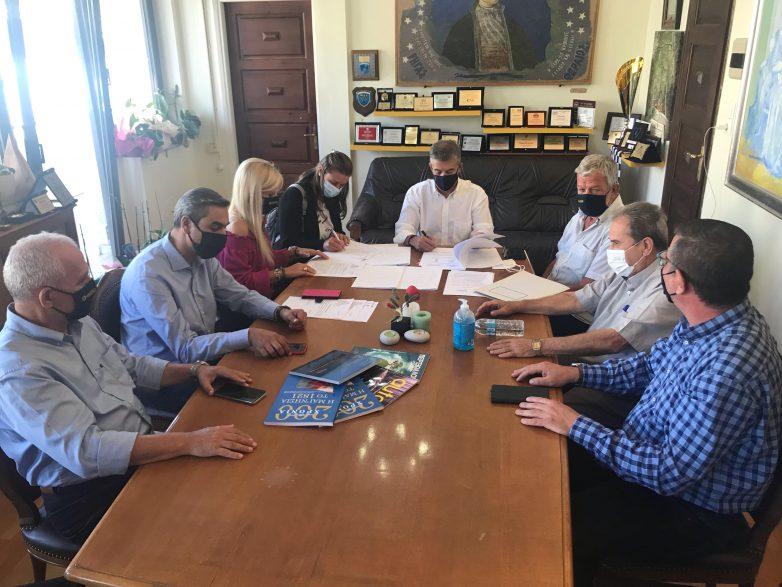 Έργα οδικής ασφάλειας 2.000.000 ευρώ ξεκινούν  από την Περιφέρεια Θεσσαλίας στο Νότιο Πήλιο
