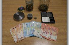 Συνελήφθη με 50,57 γρ. κάνναβης