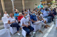 Εγκαινιάστηκε το νέο ειδικό Κέντρο Ημέρας Διασύνδεσης της Ελληνικής Εταιρείας Νόσου Αλτζχάϊμερ και συγγενών διαταραχών Βόλου
