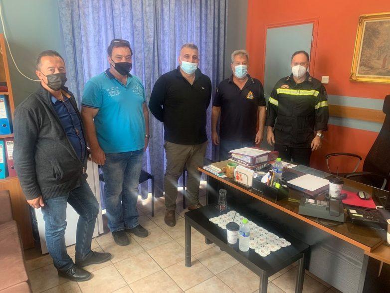 Πυροσβεστικές υποδομές δημιουργεί ο Δήμος Νοτίου Πηλίου