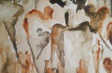 """Έκθεση έργων """"Θέσις'' από την Τέρρυ Νικολιάδη στον Χώρο Τέχνης δ. στο Βόλο"""